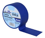 DEKA Taśma maskująca do stolarki BLUE 48MM x 25M D-300-0004
