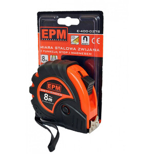 EPM MIARA ZWIJANA ANTI-SHOCK 8M x 25MM E-400-0278
